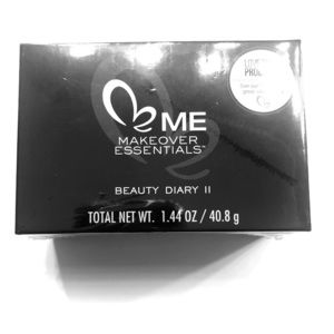 ME Makeup Essentials Beauty Diary II
